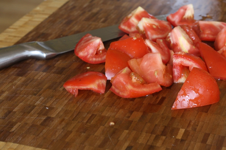 Very ripe and juicy tomatoes yield a sweet, thick sauce.